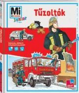 TŰZOLTÓK - MI MICSODA JUNIOR 11. - - Ekönyv - TESSLOFF ÉS BABILON KIADÓI KFT.