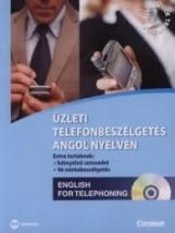 ÜZLETI TELEFONBESZÉLGETÉS ANGOL NYELVEN - CD-MELLÉKLETTEL - Ekönyv - MAXIM KÖNYVKIADÓ KFT.