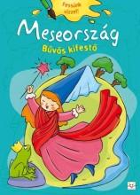 MESEORSZÁG - BŰVÖS KIFESTŐ - Ekönyv - AKSJOMAT KIADÓ KFT.