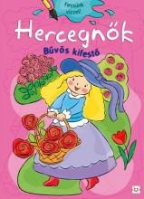 HERCEGNŐK - BŰVÖS KIFESTŐ - Ekönyv - AKSJOMAT KIADÓ KFT.