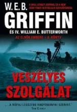 VESZÉLYES SZOLGÁLAT - AZ ELNÖK EMBERE 8. - Ekönyv - GRIFFIN, W.E.B.