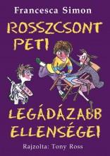 ROSSZCSONT PETI LEGÁDÁZABB ELLENSÉGEI - Ekönyv - SIMON, FRANCESCA