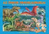 AZ ŐSKOR DINOSZAURUSZAI - PUZZLE KÖNYV - Ekönyv - MANÓ KÖNYVEK