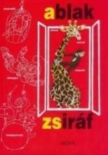 ABLAK-ZSIRÁF - KÉK - Ekönyv - MÓRA KÖNYVKIADÓ
