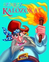 Színezz kalózokat! - Kék - Ekönyv - Napraforgó Kiadó