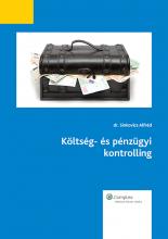 Költség és pénzügyi kontrolling - Ekönyv - dr. Sinkovics Alfréd