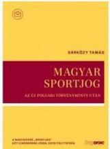 MAGYAR SPORTJOG - Ekönyv - SÁRKÖZY TAMÁS