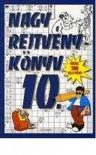 NAGY REJTVÉNYKÖNYV 10. - Ekönyv - ALEXANDRA KIADÓ