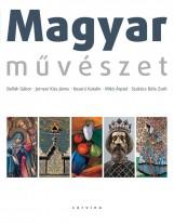 MAGYAR MŰVÉSZET 2. KIADÁS (ÚJ BORÍTÓVAL) - Ekönyv - BELLÁK–JERNYEI–KESERܖMIKӖSZAKÁCS