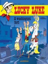 LUCKY LUKE 11. - A WASHINGTONI FÉRFI - Ekönyv - GOSCINNY - MORRIS