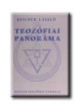 TEOZÓFIAI PANORÁMA - Ekönyv - REICHER LÁSZLÓ