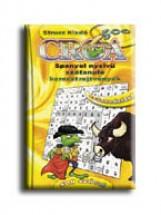 CROA - 500 SZÓVAL - SPANYOL NYELVŰ SZÓTANULÓ KERESZTREJTVÉNYEK - Ekönyv - STRUCC KIADÓ