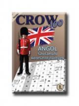 CROW 100 - KEZDŐ 1. - ANGOL SZÓTANULÓ KERESZTREJTVÉNYEK - Ekönyv - STRUCC KIADÓ