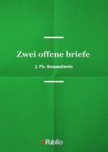 Zwei offene Briefe... - Ekönyv - J. Ph. Semmelweis