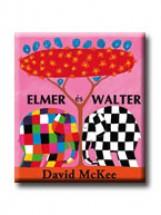 ELMER ÉS WALTER - Ekönyv - DAVID MCKEE