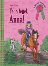 FEL A FEJJEL, ANNA! - MALOMVÖLGYI LOVASKALANDOK - - Ekönyv - BOSSE, SARAH