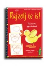 RAJZOLJ TE IS! - RAJZISKOLA GYEREKEKNEK - Ekönyv - TÜRK, HANNE-PRADELLA, ROSANNA