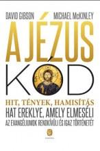 A JÉZUS KÓD - Ebook - GIBSON, DAVID; MCKINLEY, MICHAEL