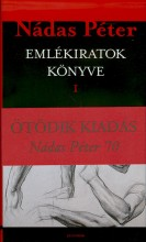 EMLÉKIRATOK KÖNYVE I-II. (FEHÉR PAPÍR BORÍTÓ) - Ekönyv - NÁDAS PÉTER