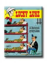 LUCKY LUKE 5. - A DALTONOK GYÓGYULÁSA - Ekönyv - GOSCINNY - MORRIS