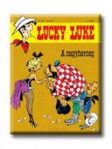 LUCKY LUKE 4. - A NAGYHERCEG - Ekönyv - GOSCINNY - MORRIS