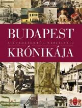 BUDAPEST KRÓNIKÁJA - A KEZDETEKTŐL NAPJAINKIG - Ekönyv - CORVINA KIADÓ