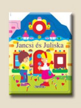 Jancsi és Juliska - Ablakos házikók  - Ekönyv - NAPRAFORGÓ KÖNYVKIADÓ