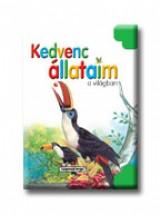 Kedvenc állataim a világban - Ekönyv - NAPRAFORGÓ KÖNYVKIADÓ