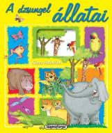 Képes kislexikon- A dzsungel állatai - Ebook - NAPRAFORGÓ KÖNYVKIADÓ