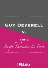 Guy Deverell, v. 1 of 2 - Ekönyv - Joseph Sheridan Le Fanu