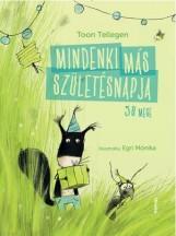 MINDENKI MÁS SZÜLETÉSNAPJA - Ekönyv - TELLEGEN, TOON
