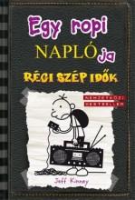 EGY ROPI NAPLÓJA 10. - RÉGI SZÉP IDŐK - Ekönyv - KINNEY, JEFF