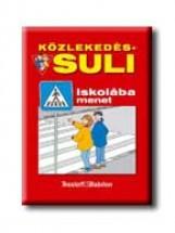 KÖZLEKEDÉS-SULI - ISKOLÁBA MENET - Ekönyv - TESSLOFF ÉS BABILON KIADÓI KFT.