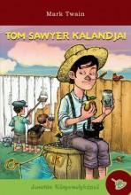 TOM SAWYER KALANDJAI - JONATÁN KÖNYVMOLYKÉPZŐ - Ekönyv - TWAIN, MARK