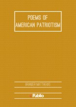 Poems of American Patriotism - Ekönyv - Brander Matthews