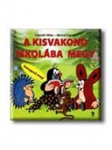 A KISVAKOND ISKOLÁBA MEGY - Ekönyv - MILER, ZDENEK-CERNIK, MICHAL