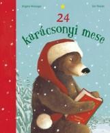 24 KARÁCSONYI MESE - Ekönyv - WENINGER, BRIGITTE - THARLET, EVE
