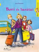 BORI ÉS BARÁTAI - Ekönyv - BOEHME, JULIA