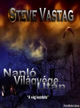 Napló világvége Után - Ekönyv - Steve Vastag