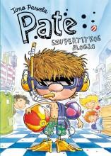 Pate szupertitkos blogja - Ekönyv - PARVELA, TIMO