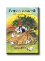 PETTSON SÁTOROZIK - - Ekönyv - NORDQVIST, SVEN