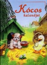 KÓCOS KALANDJAI - Ekönyv - FEKETŰ CSABA