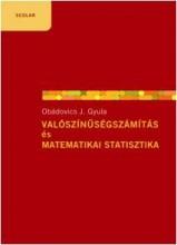 VALÓSZINŰSÉGSZÁMITÁS ÉS MATEMATIKAI STATISZTIKA - 6. BŐVÍTETT KIADÁS - Ekönyv - OBÁDOVICS J. GYULA