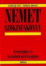 NÉMET SZÓKINCSKÖNYV - Ekönyv - SZABLYÁR ANNA-FAZEKAS JOHANNA