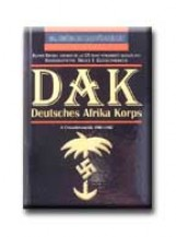 DAK - DEUTSCHES AFRIKA KORPS - 20. SZÁZADI HADTÖRTÉNET - - Ekönyv - HAJJA BOOK KFT.