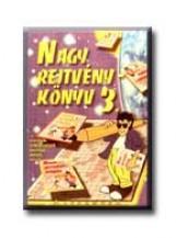 NAGY REJTVÉNYKÖNYV 3. - Ekönyv - ALEXANDRA