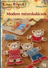 MODERN MÉZESKALÁCSOK - SZÍNES ÖTLETEK 98. - Ekönyv - TÓSZEGI JUDIT