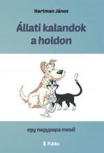 Állati kalandok a holdon - Ekönyv - Hartman János