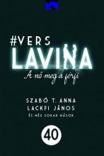Verslavina - A nő meg a férfi - Ekönyv - Szabó T. Anna – Lackfi János