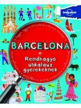BARCELONA - RENDHAGYÓ ÚTIKALAUZ GYEREKEKNEK - Ekönyv - HVG KIADÓI ZRT.